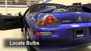 Tail Light Change 2000-2005 Mitsubishi Eclipse
