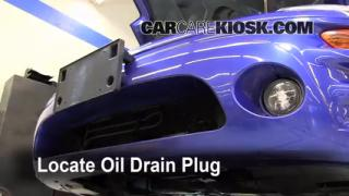 2005 Mitsubishi Eclipse Spyder GS 2.4L 4 Cyl. Oil Change Oil and Oil Filter