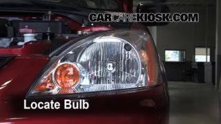 2005 Mitsubishi Lancer ES 2.0L 4 Cyl. Lights Parking Light (replace bulb)