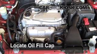How to Add Oil Mitsubishi Lancer (2002-2007)