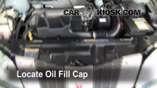 How to Add Oil Pontiac Sunfire (1995-2005)