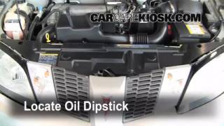 2005 Pontiac Sunfire 2.2L 4 Cyl. Fluid Leaks Oil (fix leaks)