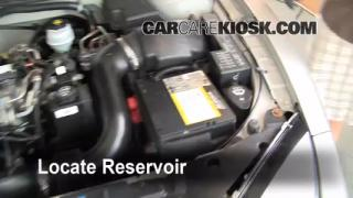 Interior Fuse Box Location 1995 2005 Pontiac Sunfire