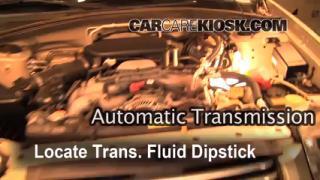 Transmission Fluid Leak Fix: 2002-2003 Subaru Impreza