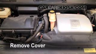 2005 Toyota Prius 1.5L 4 Cyl. Battery Jumpstart