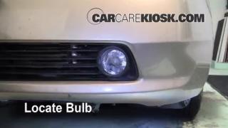 Fog Light Replacement 2004-2009 Toyota Prius