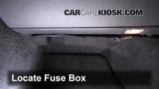 2005 Volvo S40 i 2.4L 5 Cyl.%2FFuse Interior Part 1 interior fuse box location 2004 2011 volvo s40 2005 volvo s40 i volvo s40 fuse box at crackthecode.co