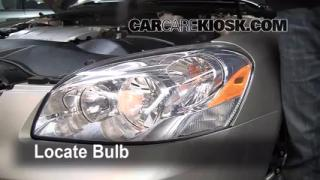 2006 Buick Lucerne CXS 4.6L V8 Lights Highbeam (replace bulb)