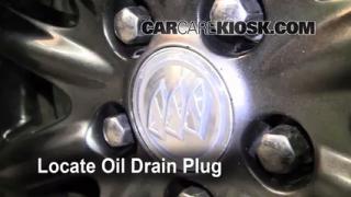 2006 Buick Lucerne CXS 4.6L V8 Oil Change Oil and Oil Filter