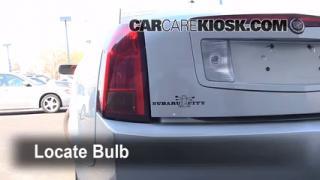 Brake Light Change 2003-2007 Cadillac CTS