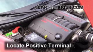 How to Jumpstart a 2005-2013 Chevrolet Corvette