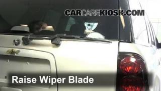 2006 Chevrolet Trailblazer LT 4.2L 6 Cyl. Windshield Wiper Blade (Rear) Replace Wiper Blade