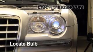 Headlight Change 2005-2010 Chrysler 300