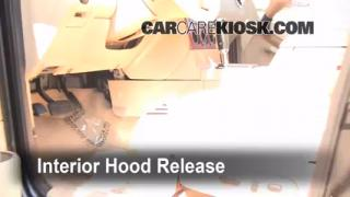 Open Hood How To 2006-2010 Ford Explorer
