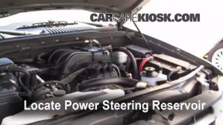 Follow These Steps to Add Power Steering Fluid to a Ford Explorer (2006-2010)