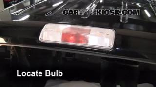Third Brake Light Bulb Change Ford F-150 (2004-2008)