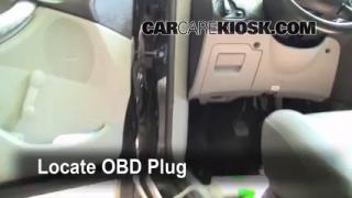 Engine Light Is On: 2005-2007 Ford Focus - What to Do