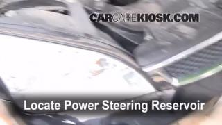 Fix Power Steering Leaks Ford Focus (2005-2007)