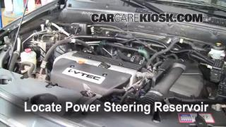 Fix Power Steering Leaks Honda CR-V (2002-2006)