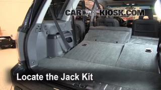 2003-2008 Honda Pilot Jack Up How To