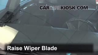 2006 Lincoln Zephyr 3.0L V6 Windshield Wiper Blade (Front) Replace Wiper Blades