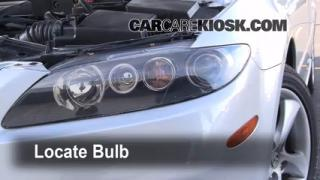 Headlight Change 2003-2008 Mazda 6