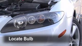 Parking Light Change 2003-2008 Mazda 6