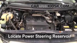 Follow These Steps to Add Power Steering Fluid to a Mazda MPV (2000-2006)