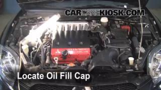 How to Add Oil Mitsubishi Eclipse (2006-2012)