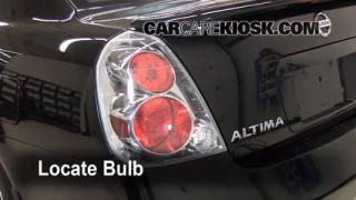 Brake Light Change 2002-2006 Nissan Altima
