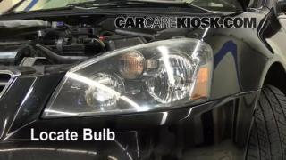 Headlight Change 2002-2006 Nissan Altima