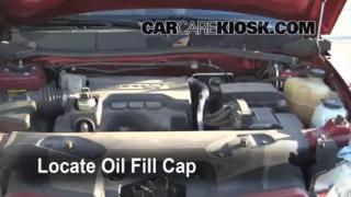 How to Add Oil Pontiac Torrent (2006-2009)
