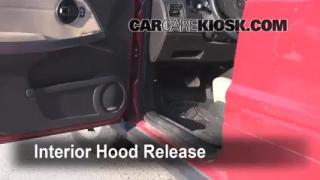 Open Hood How To 2006-2009 Pontiac Torrent