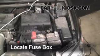 Blown Fuse Check 2002-2006 Toyota Camry