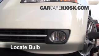 2007 Acura TL 3.2L V6 Lights Fog Light (replace bulb)
