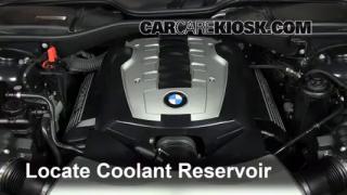 Fix Coolant Leaks 2002 2008 Bmw 750li 2007 Bmw 750li 4