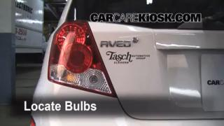 Reverse Light Replacement 2007-2011 Chevrolet Aveo5