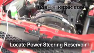 2007 Chevrolet Colorado LT 3.7L 5 Cyl. Crew Cab Pickup (4 Door) Power Steering Fluid Fix Leaks