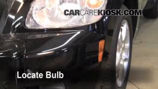 Parking Light Change 2006-2011 Chevrolet HHR