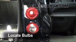 Tail Light Change 2006-2011 Chevrolet HHR