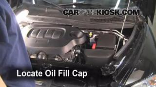 How to Add Oil Chevrolet HHR (2006-2011)