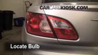 Reverse Light Replacement 2007-2010 Chrysler Sebring