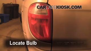 Reverse Light Replacement 2005-2007 Dodge Grand Caravan