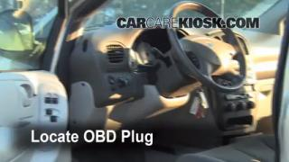 Engine Light Is On: 2005-2007 Dodge Grand Caravan - What to Do