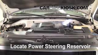 Follow These Steps to Add Power Steering Fluid to a Ford Expedition (2007-2014)