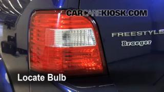 Reverse Light Replacement 2005-2007 Ford Freestyle