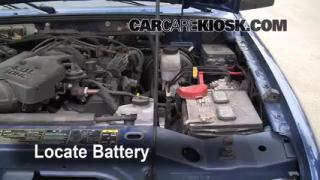 Battery Replacement: 2006-2011 Ford Ranger