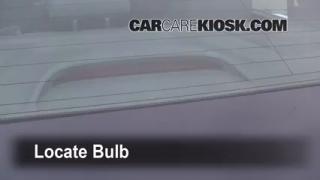 2007 Honda Civic LX 1.8L 4 Cyl. Sedan (4 Door) Lights Center Brake Light (replace bulb)