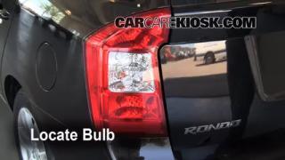 Rear Turn Signal Replacement Kia Rondo (2007-2010)