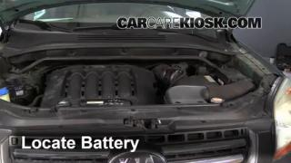 How to Jumpstart a 2005-2010 Kia Sportage